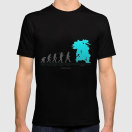 Xenoblade Chronicles X - Theory of Evolution T-shirt