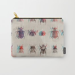 Beetles2 Carry-All Pouch