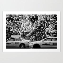 {watchers} Art Print