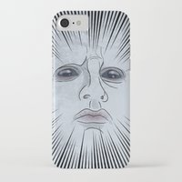 prometheus iPhone & iPod Cases featuring Prometheus - Engineer  by max10091901921