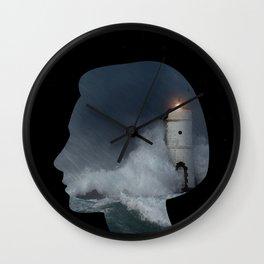 Lose my mind Wall Clock