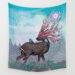 Companions Wall Tapestry