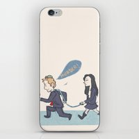 dramatical murder iPhone & iPod Skins featuring Murder! by Hayley