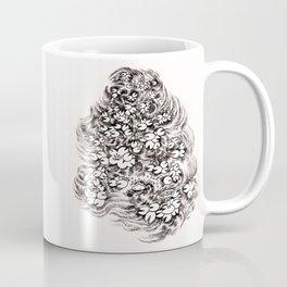 Water Lily Pond Coffee Mug