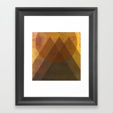 Polaris No. 1 Framed Art Print
