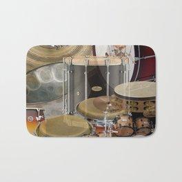 Percussion Instruments Bath Mat