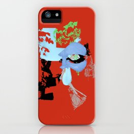 Joyce McKinney iPhone Case