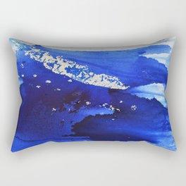Silverleaf Feather1 Rectangular Pillow
