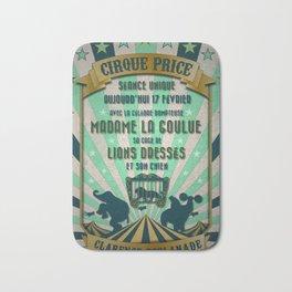 CIRQUE PRICE BLEU Bath Mat