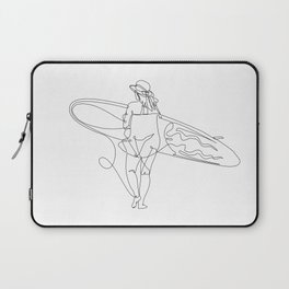 Byron Babes Laptop Sleeve