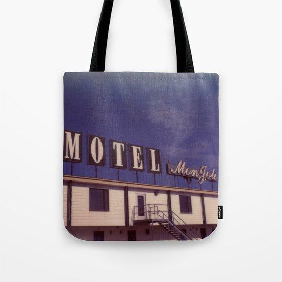Motel Mon Joli Tote Bag By Devicfotos