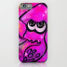 I've Got an Inkling - Pink on Black Slim Case iPhone 6s