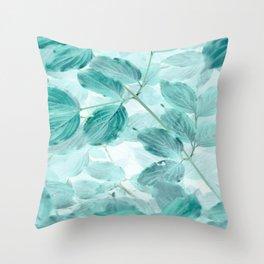 Cornus Alba Throw Pillow