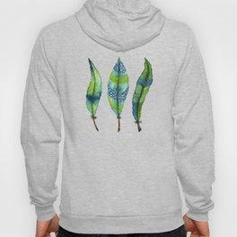 Mystic Sea Feather Trio Hoody