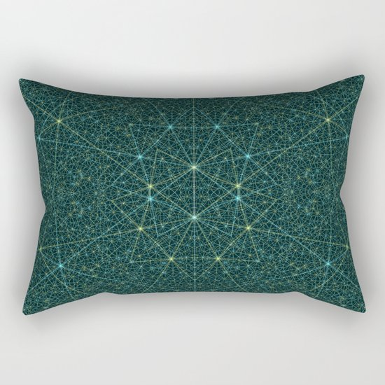 The Internet Rectangular Pillow