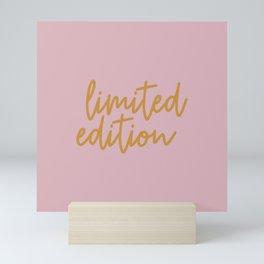 Limited Edition Mini Art Print