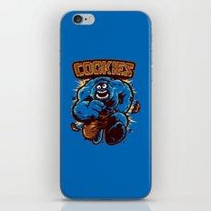 Cookies! iPhone & iPod Skin