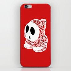 ShyGuy #CrackedOutBadGuys iPhone & iPod Skin