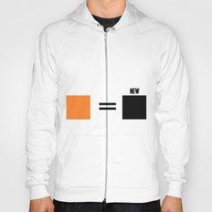 Orange = new Black Hoody