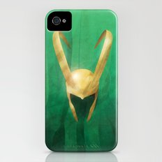 Loki iPhone (4, 4s) Slim Case