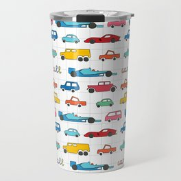 Cars for all Travel Mug