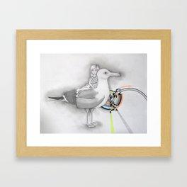 papá Framed Art Print