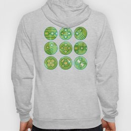 Video Game Controllers Hoody