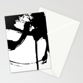 Brushstrokes No.15B by Kathy Morton Stanion Stationery Cards
