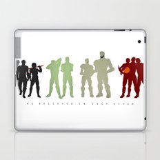 Pacific Rim: We Believed in Each Other Laptop & iPad Skin