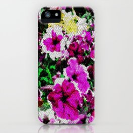 Embroidered Love... iPhone Case