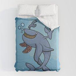 Release the Crabken! Comforters