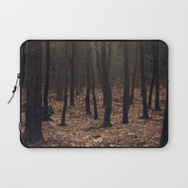 Winter magic forest Laptop Sleeve