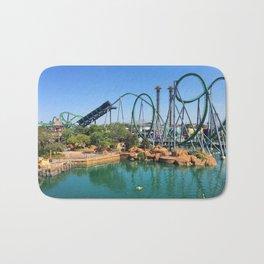 Roller Coaster Bath Mat