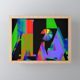 Chasoffart-Mia 2a Framed Mini Art Print