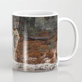 Fox in the Nature Coffee Mug