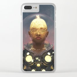 Companion Devices Clear iPhone Case