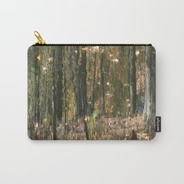 """Forest through the Trees"" Carry-All Pouch"