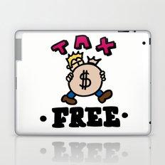 tax free Laptop & iPad Skin
