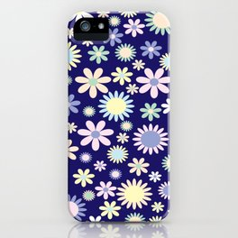 Colorful Flower Power iPhone Case