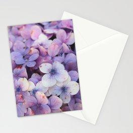 Blossom Purple Stationery Cards
