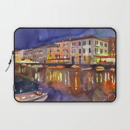 Night in Venice part 1 Laptop Sleeve