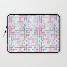 Kawaii Tetris Laptop Sleeve