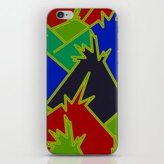 live to the hilt iPhone & iPod Skin