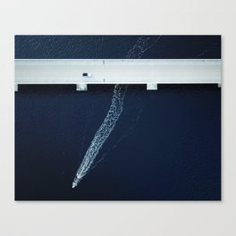Stay Afloat Canvas Print