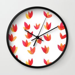 Hello Honey Wall Clock