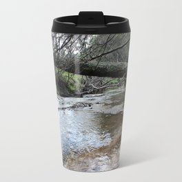 Blue Mountains River Metal Travel Mug