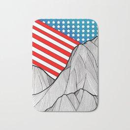 American Mounts Bath Mat