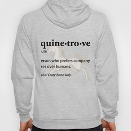Humorous Equinetrovert Definition Graphic Men Women T Shirt Trendy Novelty Western Introverts Tee Hoody