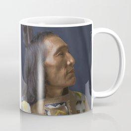 Little Dog - Brulé Lakota Sioux - American Indian Coffee Mug