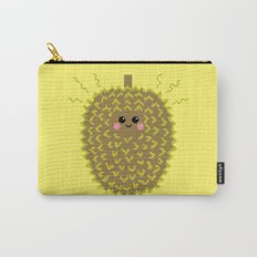 Happy Pixel Durian Carry-All Pouch